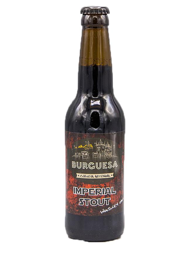 Burguesa Imperial Stout Whisky Oak Burguesa
