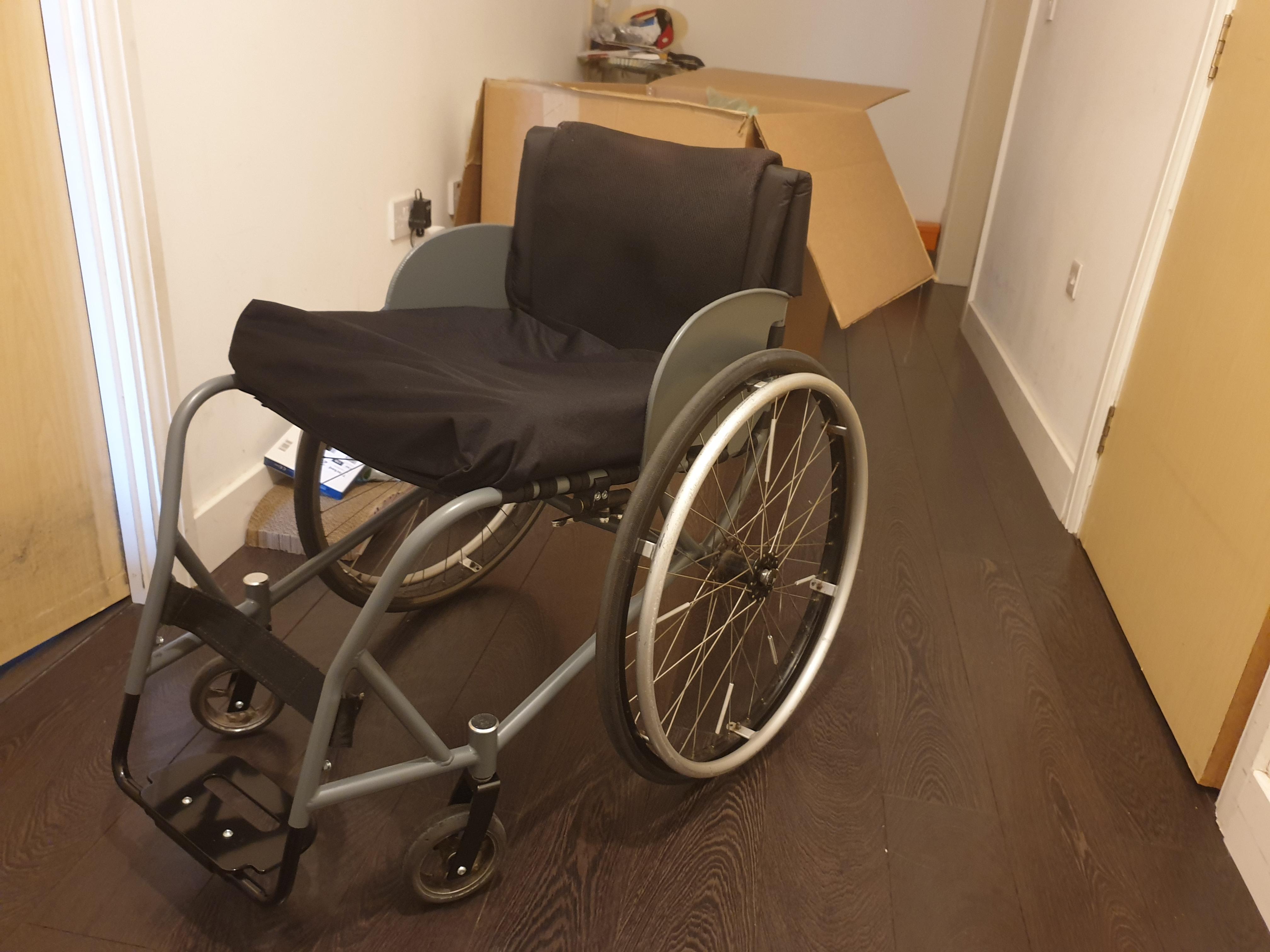 Wheelchair repairs