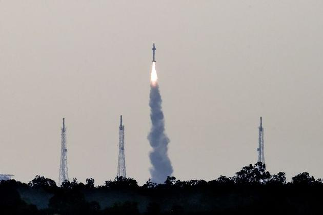 India's RLV - TD Space Shuttle Launch