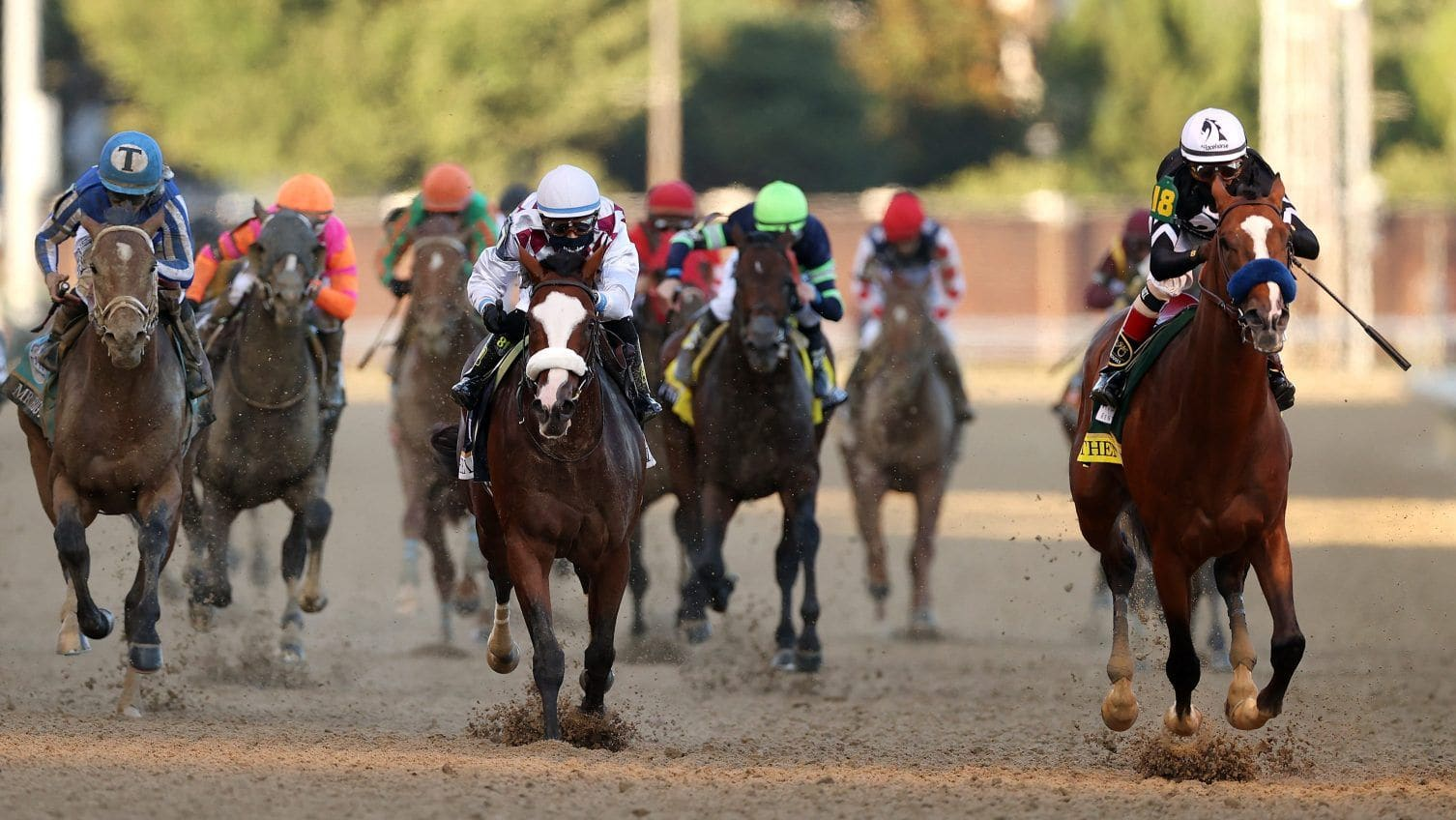 Authentic wins 2020 Kentucky Derby, ends Tiz the Law's Triple Crown hopes
