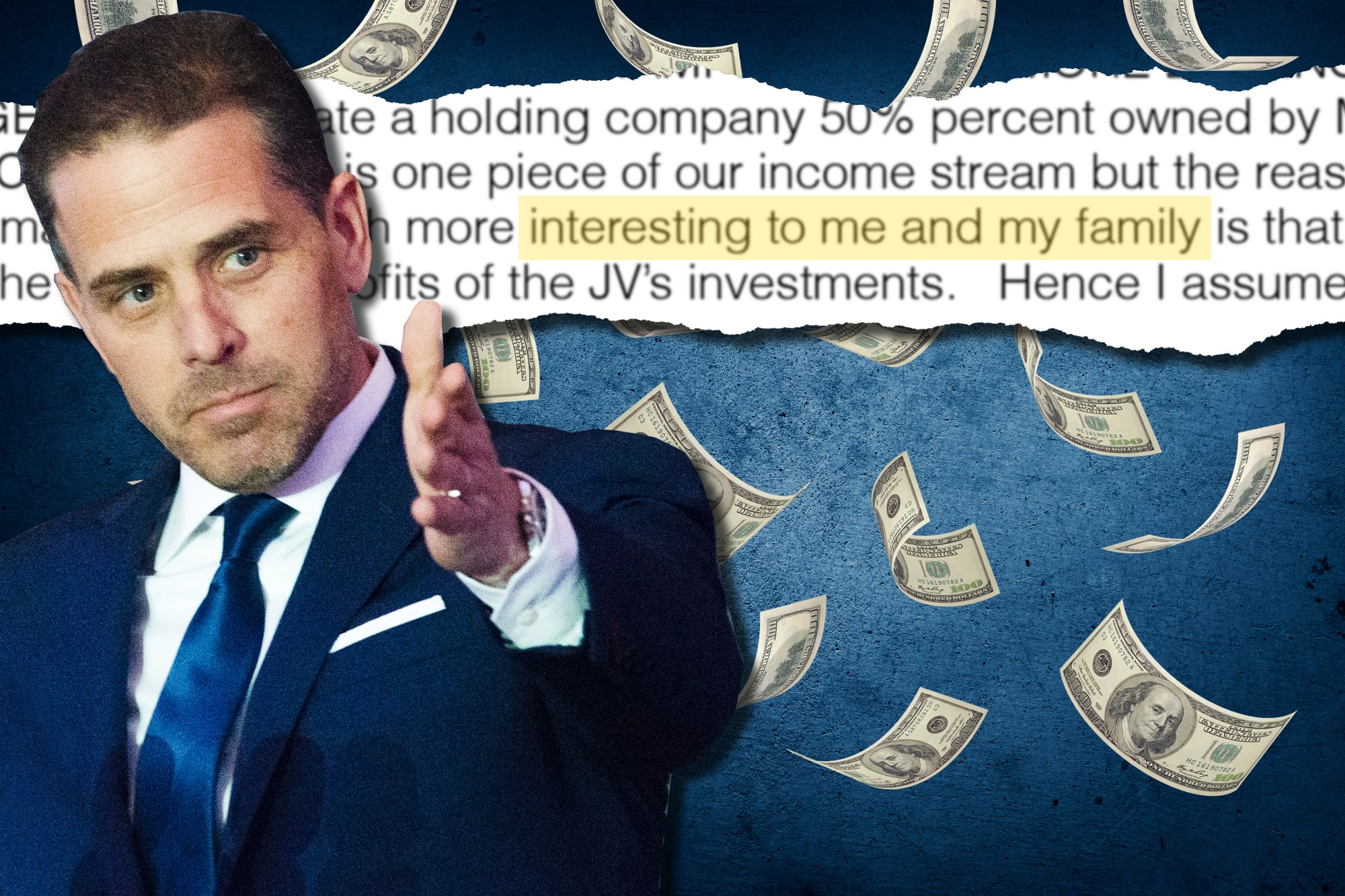 Emails reveal how Hunter Biden tried to cash in big on behalf of family with Chinese firm