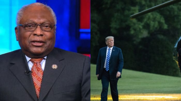 Democrat House Whip Clyburn: President Trump Is Attempting A Coup - The Political Insider