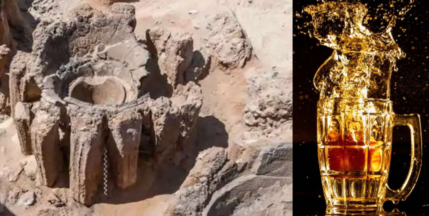 Archaeologists in Egypt have Unearthed the World's Oldest Known Beer Factory, Thought to Date Back 5,000 Years