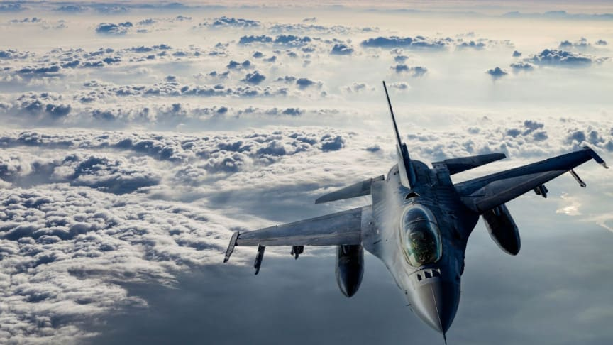 Two F-16 Pilots Pass Out Mid-Flight, Software Saves Them
