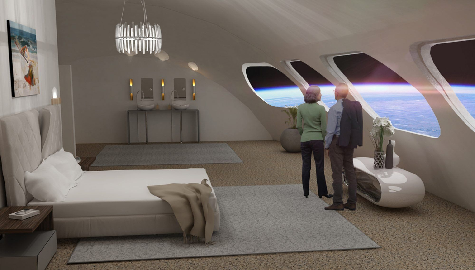 Construction on the First-Ever Space Hotel Will Begin in 2025