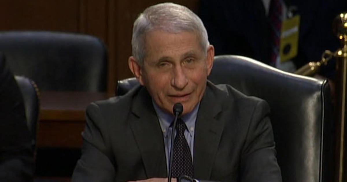 Dr. Anthony Fauci on COVID-19 variants, latest on vaccines, concerns as spring approaches