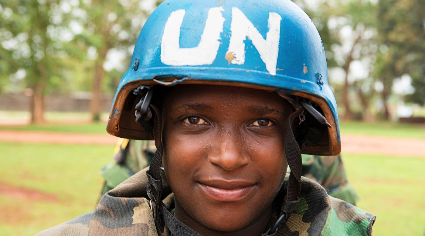 India Donates 200,000 COVID Vaccinations to Protect UN Peacekeepers Around the World