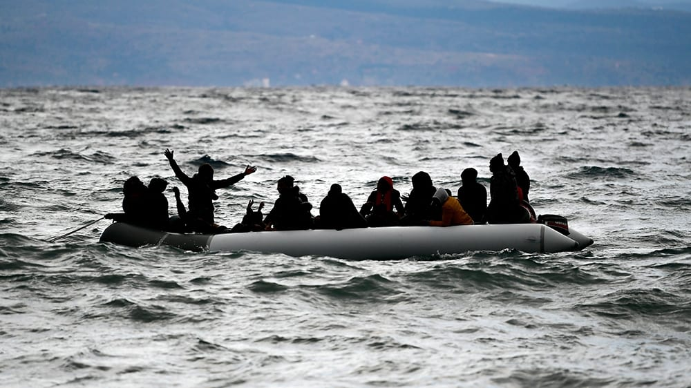 Greece accuses Turkey of trying to provoke it with migrant boats