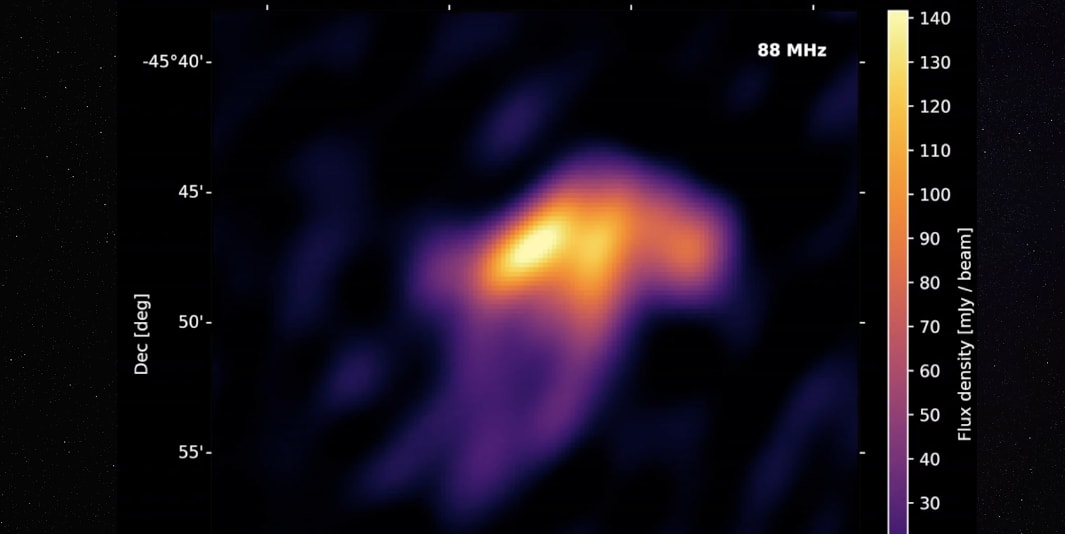 No One Knows What to Make of This Mysterious Space Jellyfish