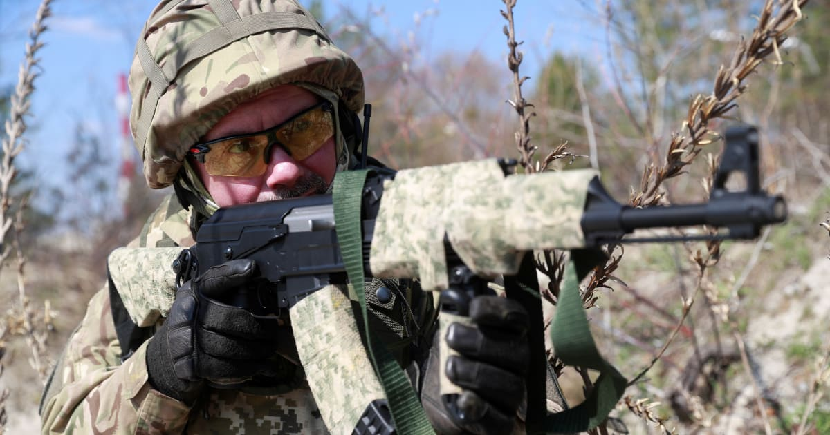 Is Russia moving towards war with Ukraine?