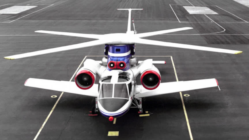 Forget the X-Wing From Star Wars, Here is the Real Deal