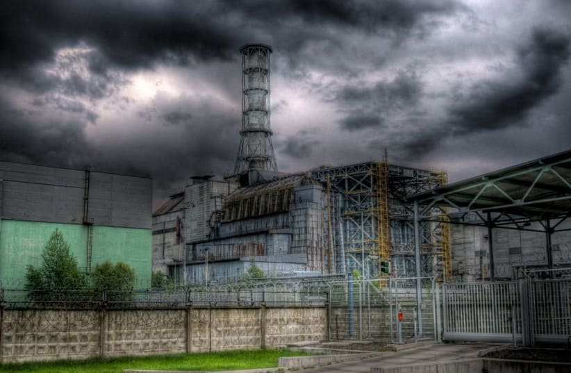 35 year anniversary of Chernobyl disaster, world's worst nuclear accident