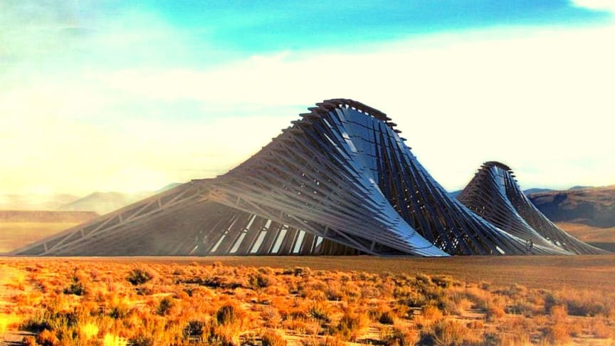 This Colossal Solar Mountain Can Power Nearly Any Location on Earth