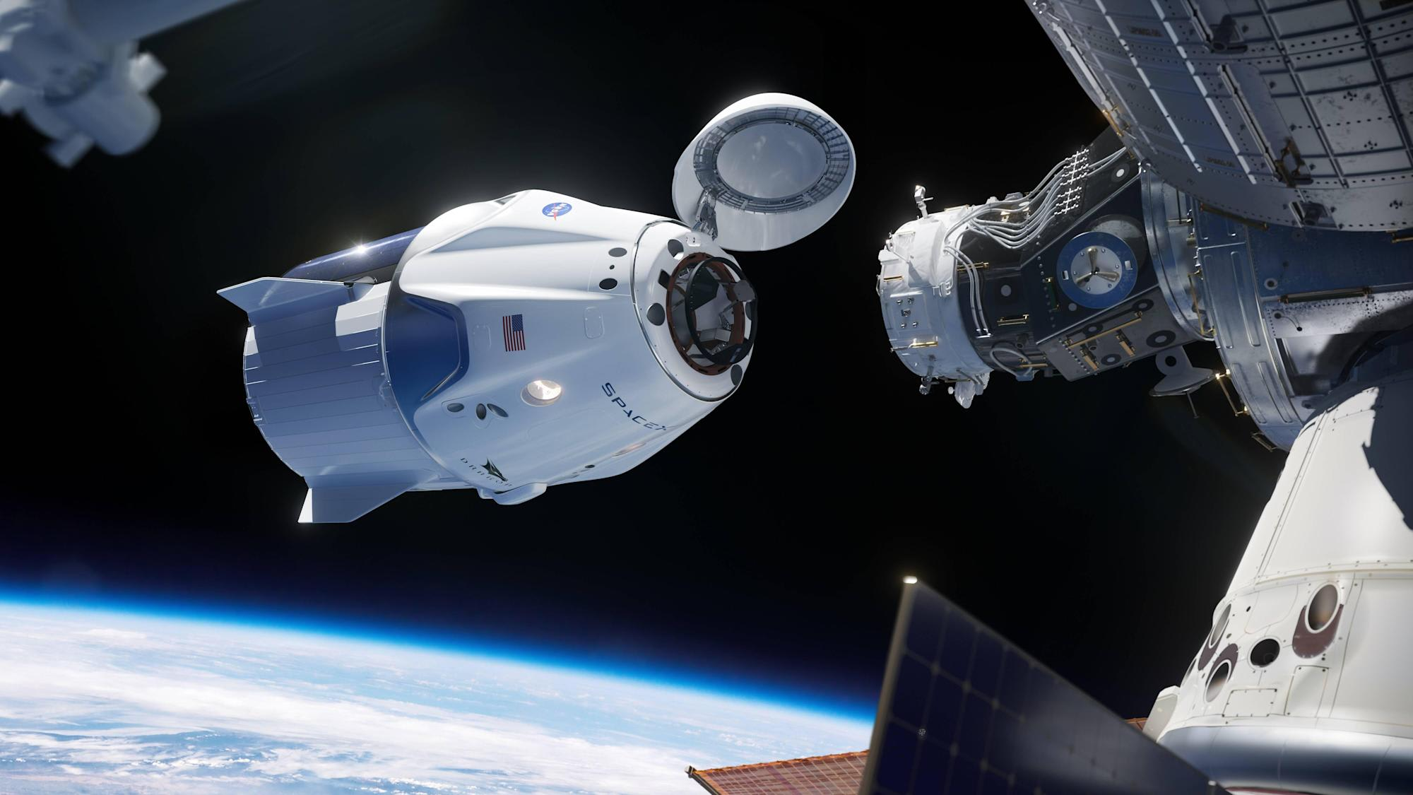 NASA can't let the Crew Dragon crew come home