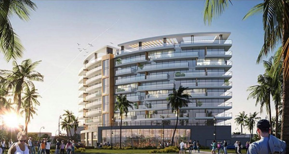 Condo tower will bring flash and curves to Pompano's beach