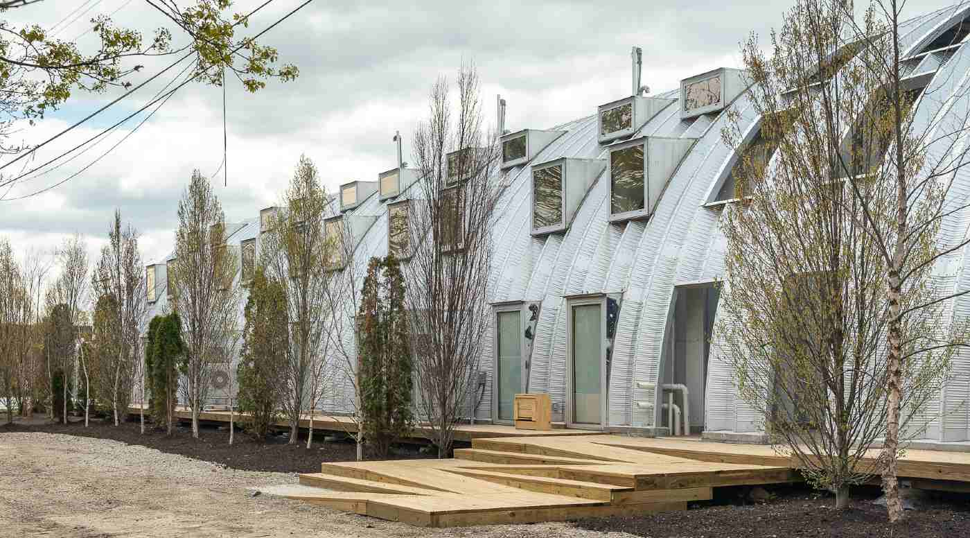 How One Developer is Turning Farm Storage into Soaring Yet Affordable Apartments
