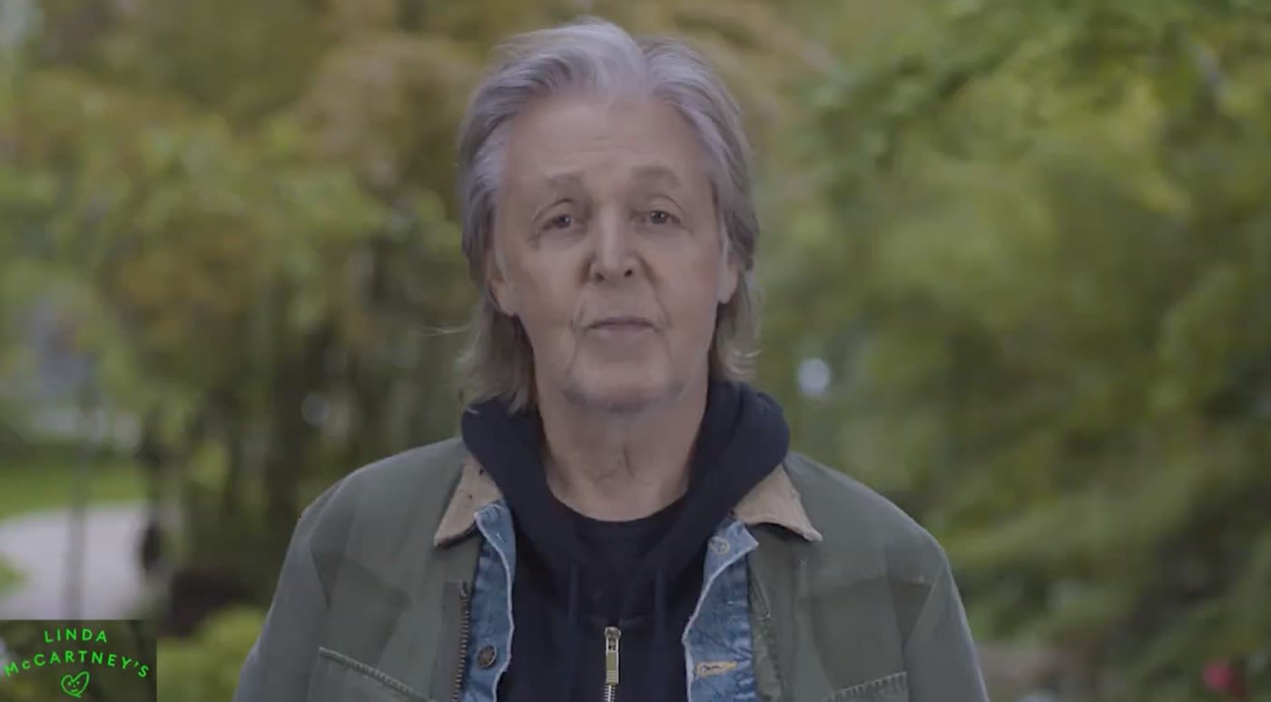 Paul McCartney is Helping People Grow Their Own Fruits and Vegetables in the UK for Better Health and Wellbeing