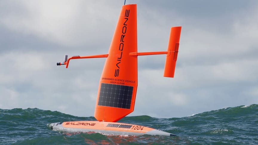 Ocean Drones Sent into the Eye of the Storm Will Monitor Live Data