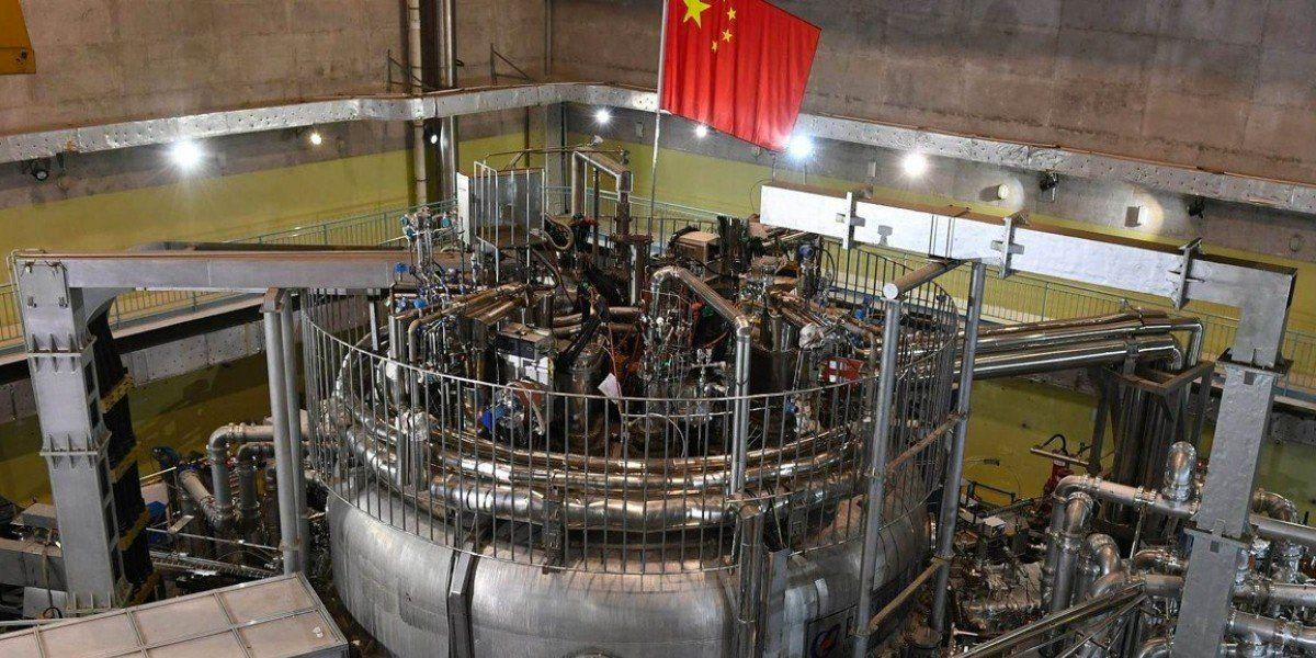 China's Artificial Sun Just Smashed a Fusion World Record