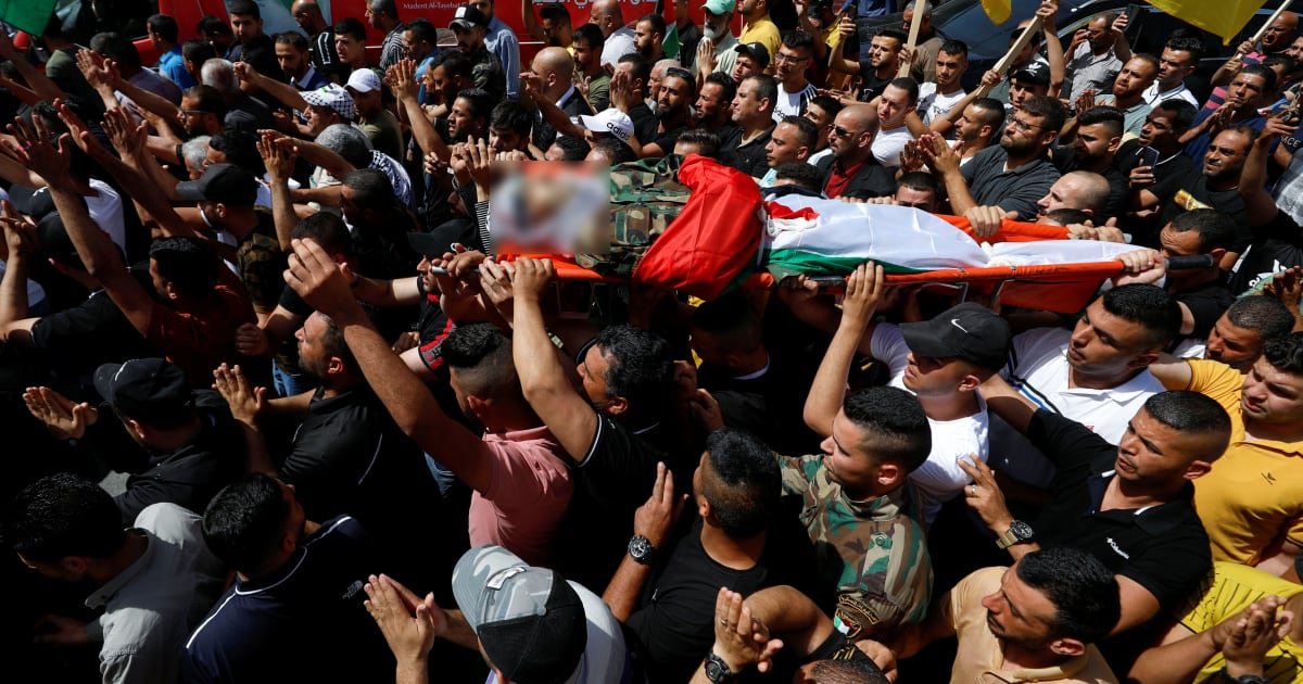 Israeli forces kill two Palestinian officers in 'undercover op'