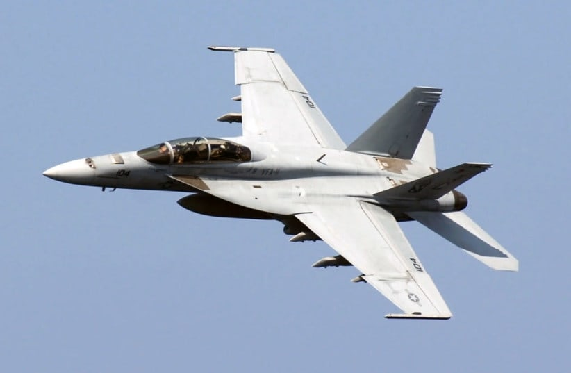 Navy fighter jet refueled by unmanned Boeing drone, first time in history