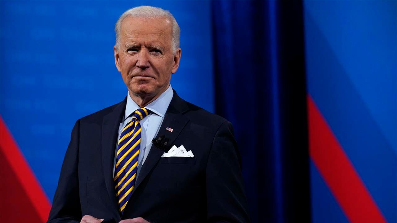 Biden's $6T budget would cause US economy to shrink by 1% over next decade, study shows