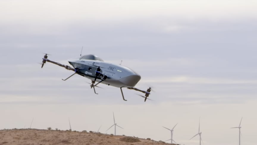 An Electric Flying Race Car Finally Made Its First Flight
