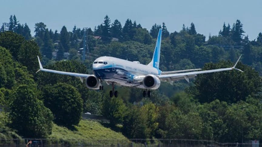 Boeing's 737 Max 10 Successfully Completes First Test Flight