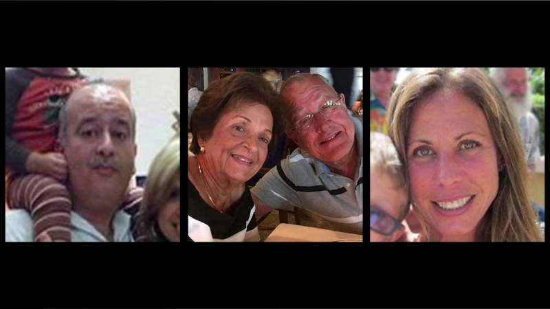 Authorities identify 4 victims from Surfside deadly building collapse