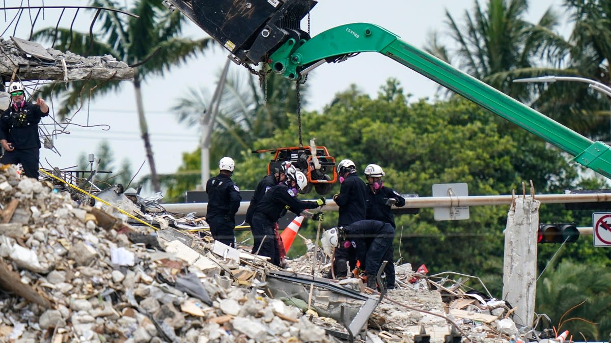 What We Still Don't Know About the Miami Condo Collapse