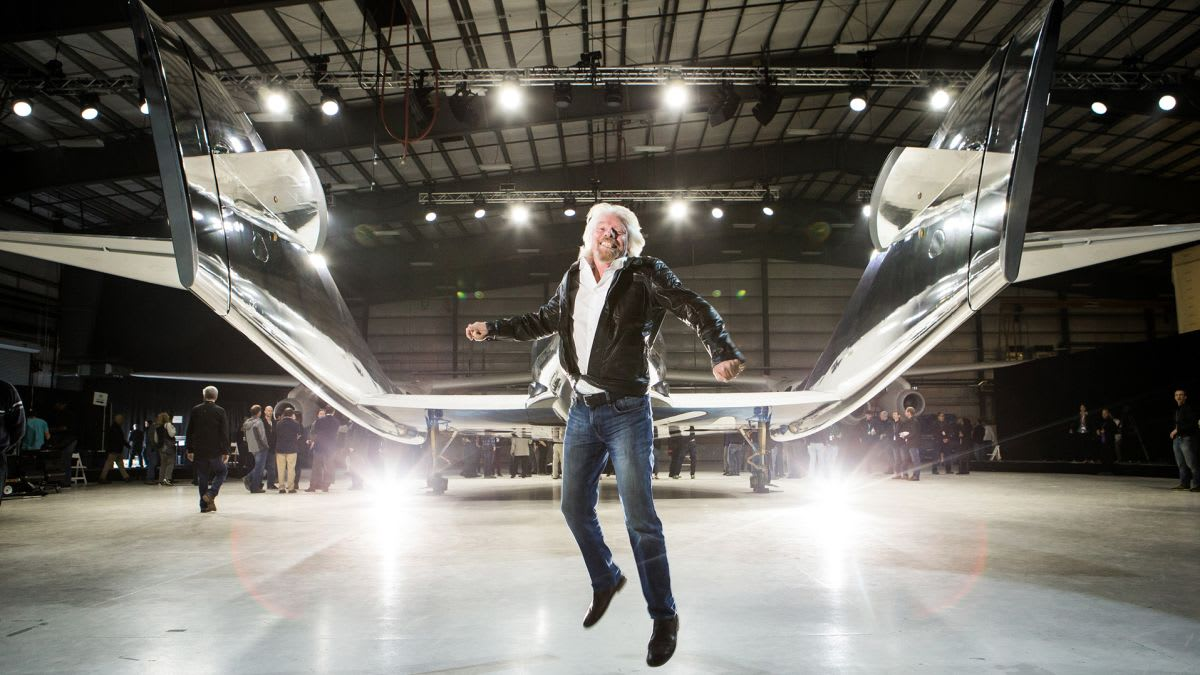 Virgin Galactic says it will launch Richard Branson to space on July 11.
