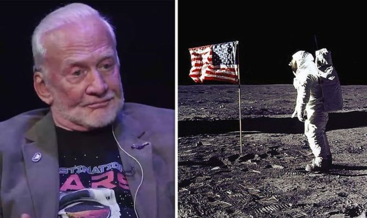 Buzz Aldrin Opens Up With The Real Story About The Iconic Moon Landing Photo