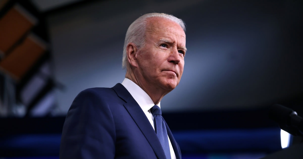 Biden to sign sweeping order to boost competition in the U.S. economy