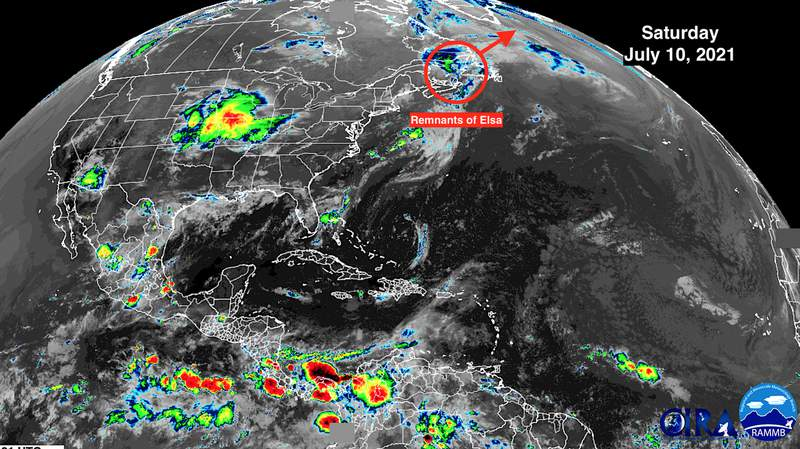 Norcross: The tropics are quiet ... for now