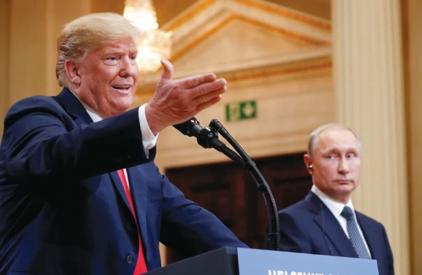 Documents show Kremlin's plot to put Trump in White House