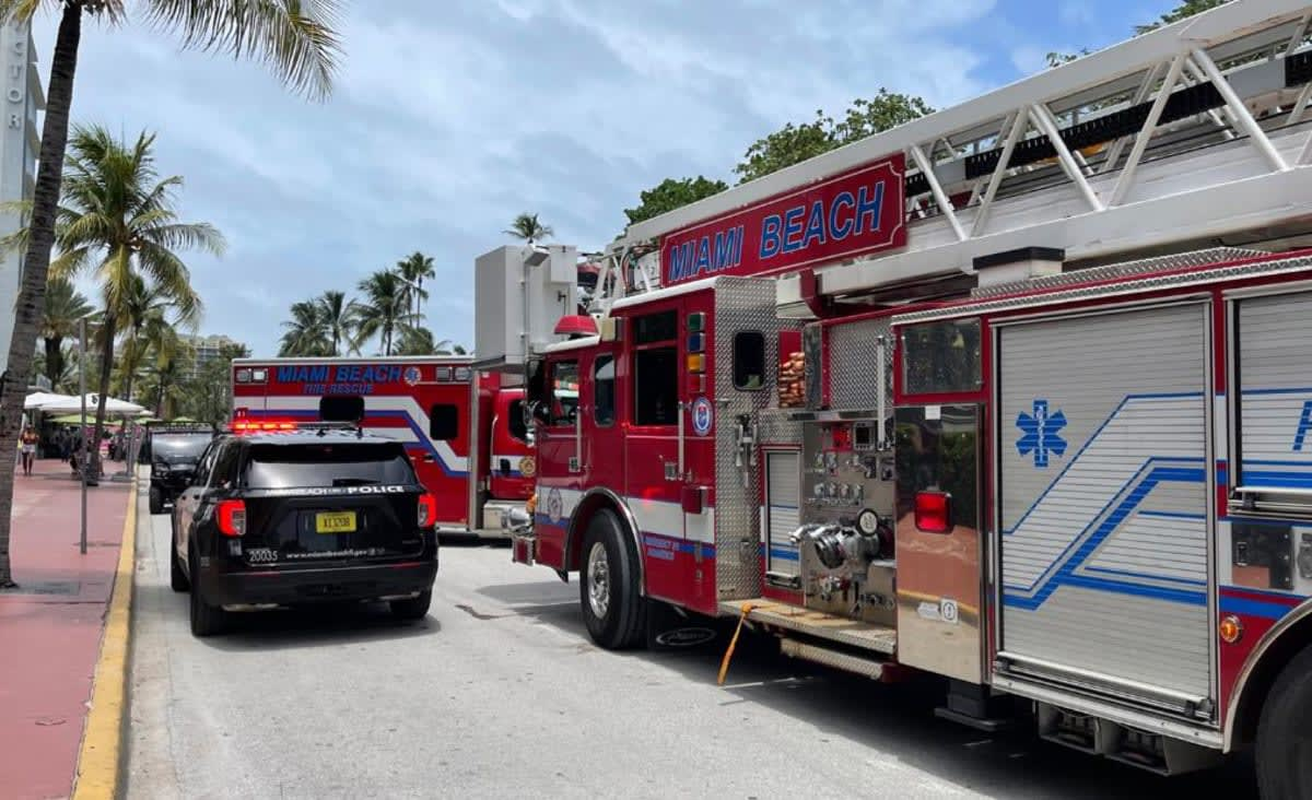 Miami Beach police believe 2 men found in the former Versace mansion died by suicide