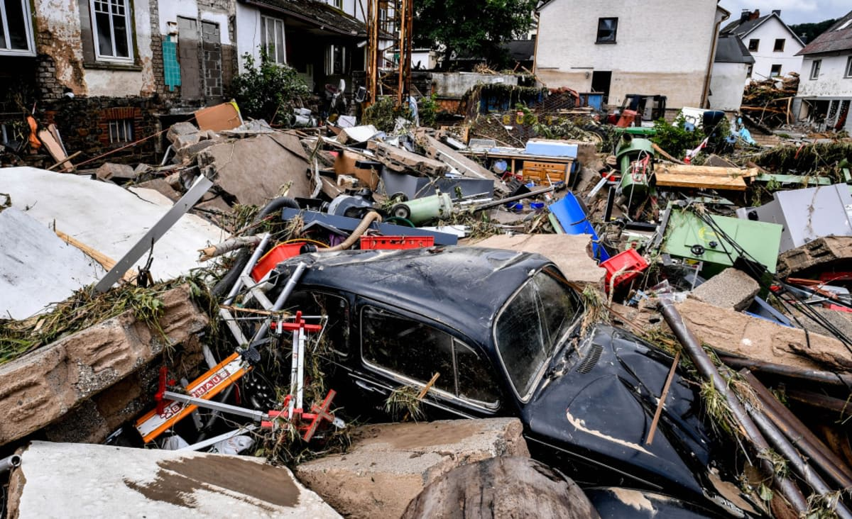 Germany, Belgium floods toll tops 100, with many missing: Live