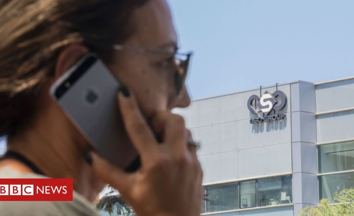 Pegasus: Spyware sold to governments 'targets activists'