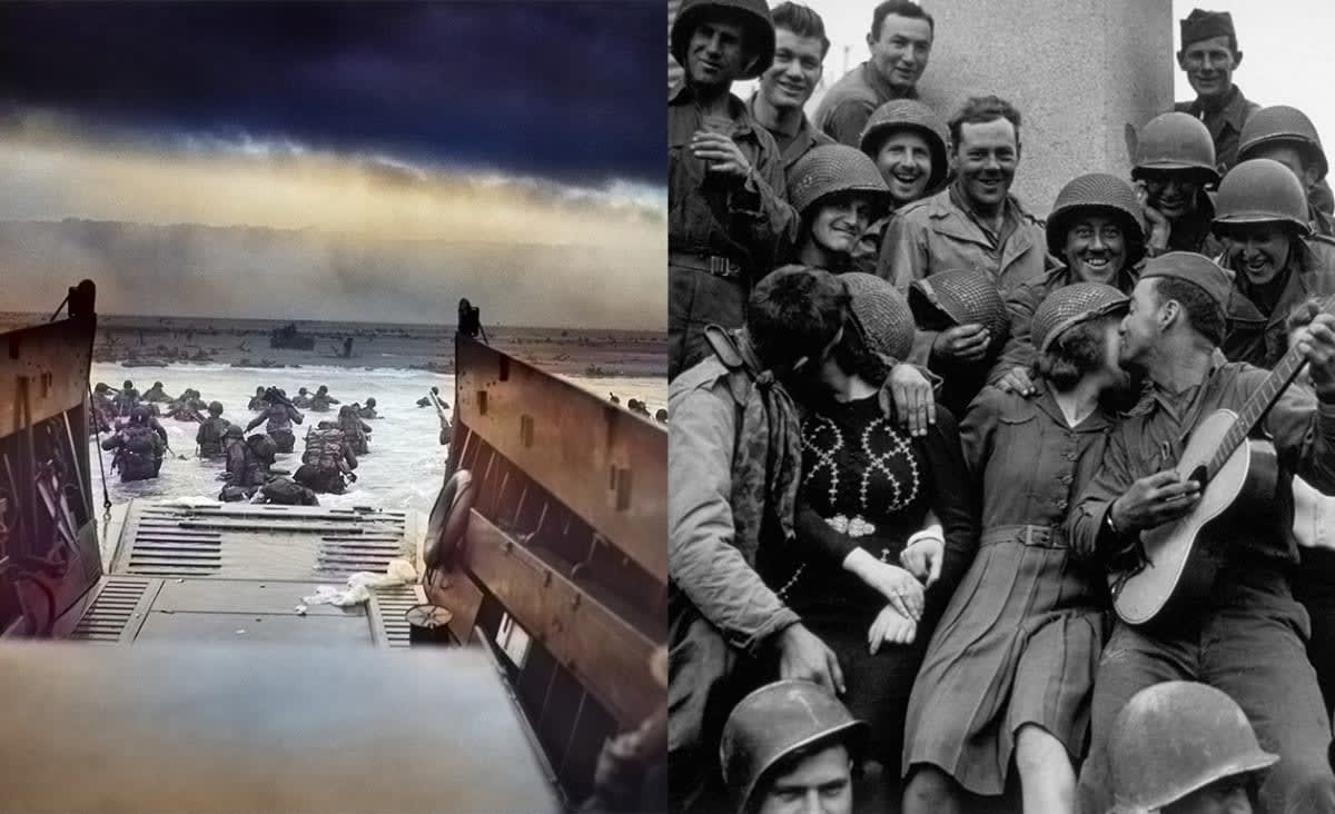 40 Rarely Seen Photos That Capture What D-Day Was Really Like
