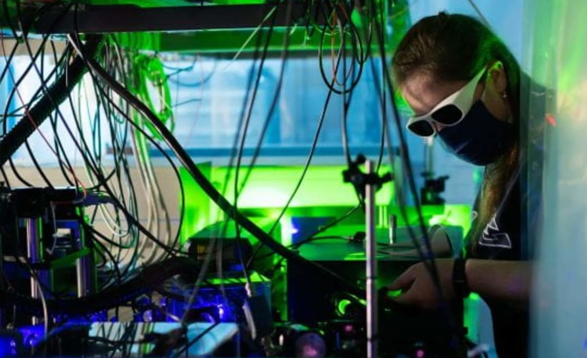 How Scientists are Managing to Trap the World's Coldest Plasma in a Magnetic Bottle