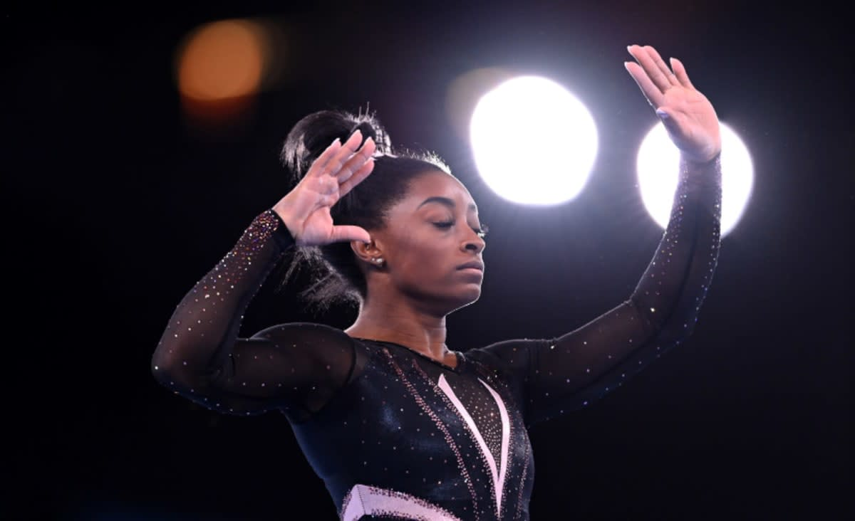 Olympics: Simone Biles qualifies for finals of all six gymnastics events