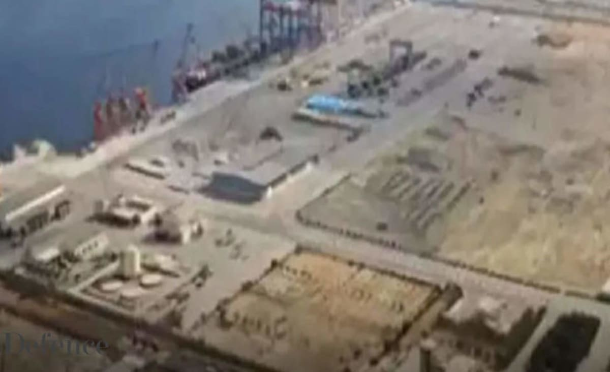 China's second nuclear base uncovered in Xinjiang province, located 380 km from Yumen