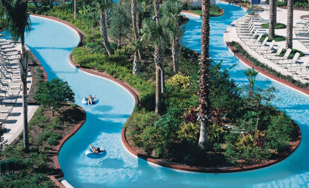 20 Florida Resorts With Lazy Rivers Perfect For Floating Your Worries Away