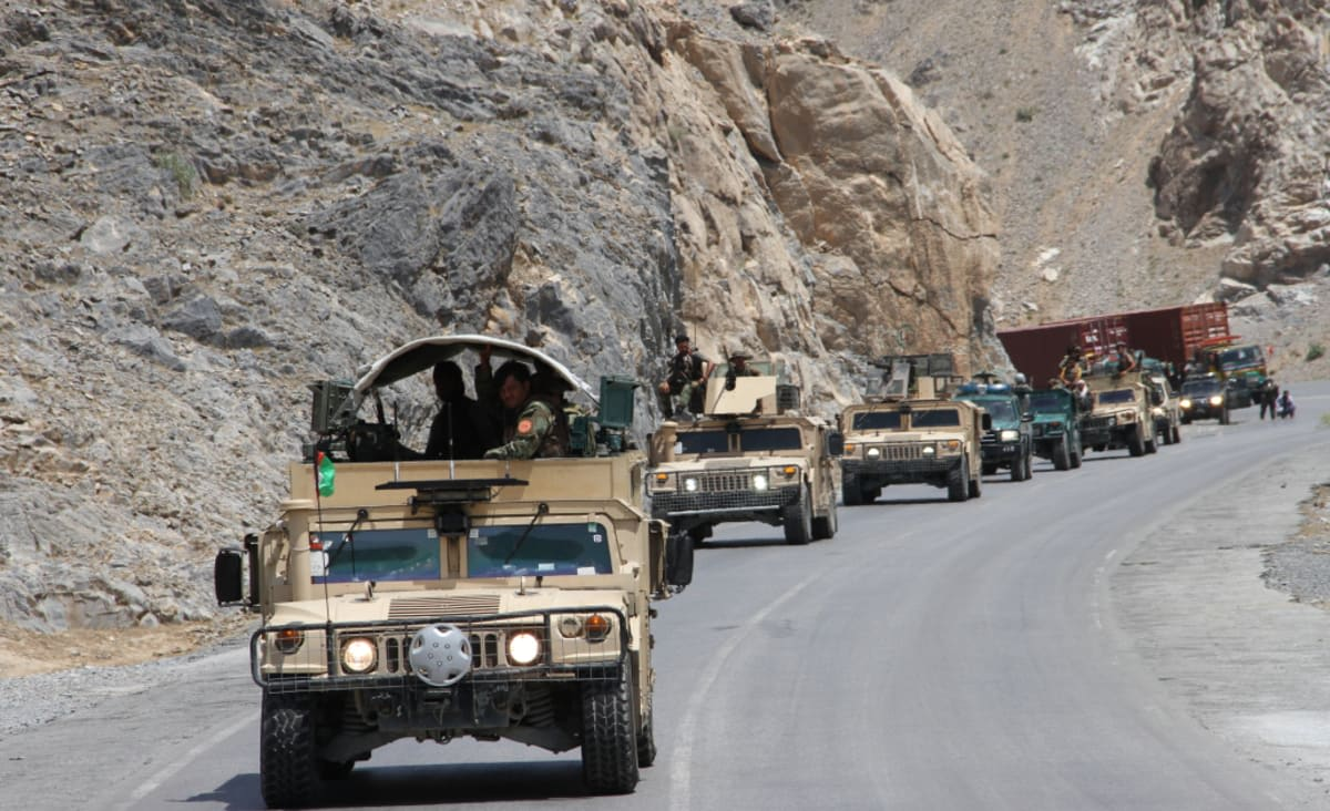 US, UK accuse Taliban of 'war crimes' in south Afghan town