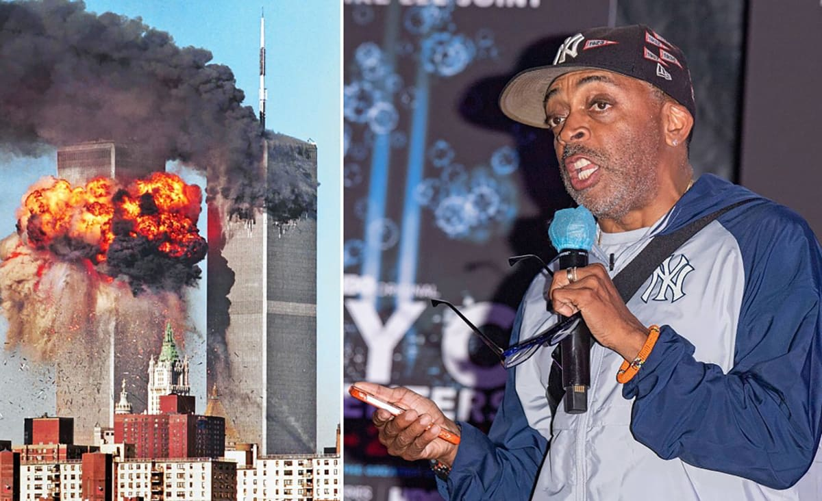 Spike Lee says he believes 9/11 conspiracy theory: 'I got questions'