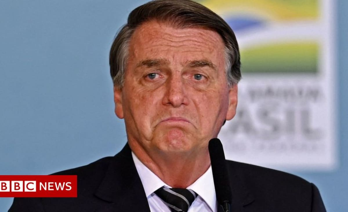 Brazil's Jair Bolsonaro says he will be killed, arrested or re-elected