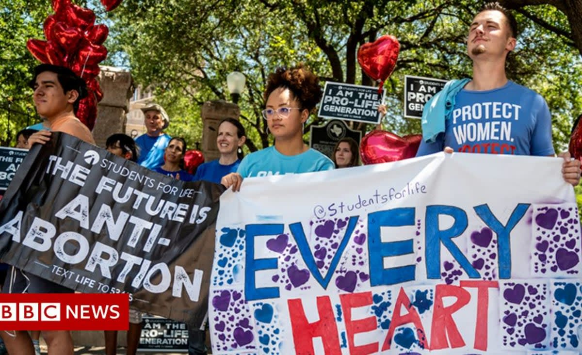 Texas abortion law: Supreme Court votes not to block ban