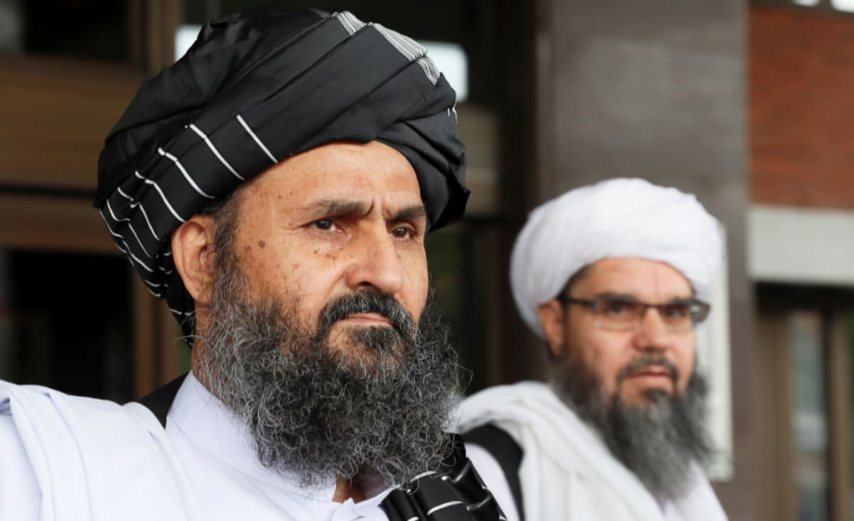 Taliban taps Abdul Ghani Baradar as new head of Afghanistan's government