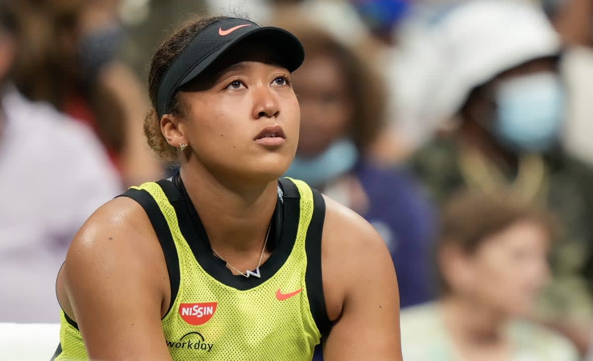Naomi Osaka planning to take break 'for a while' after US Open shocker