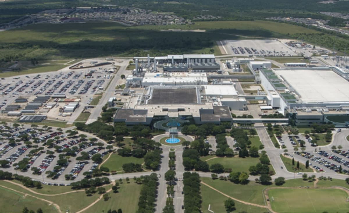 Samsung settles on Taylor, Texas as site for new chip plant